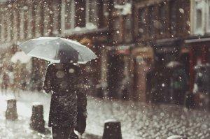 nostalgic rain